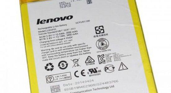Аккумулятор Lenovo L13D1P31